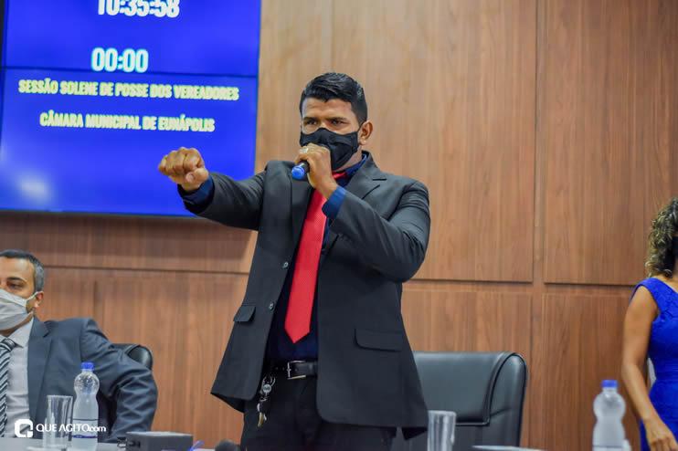 Eunápolis: Vereadores são empossados e Jorge Maécio é reeleito por unanimidade para a Câmara 68