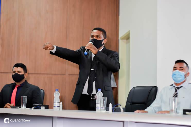 Eunápolis: Vereadores são empossados e Jorge Maécio é reeleito por unanimidade para a Câmara 67