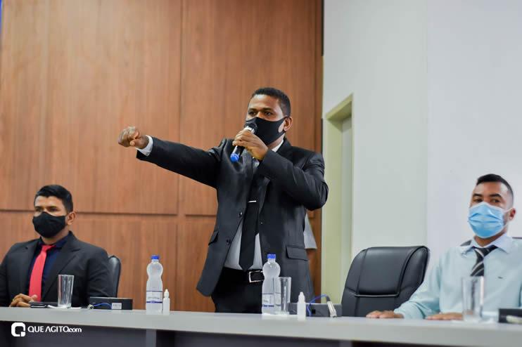 Eunápolis: Vereadores são empossados e Jorge Maécio é reeleito por unanimidade para a Câmara 70