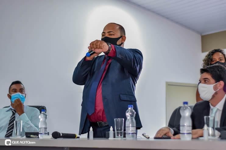 Eunápolis: Vereadores são empossados e Jorge Maécio é reeleito por unanimidade para a Câmara 66