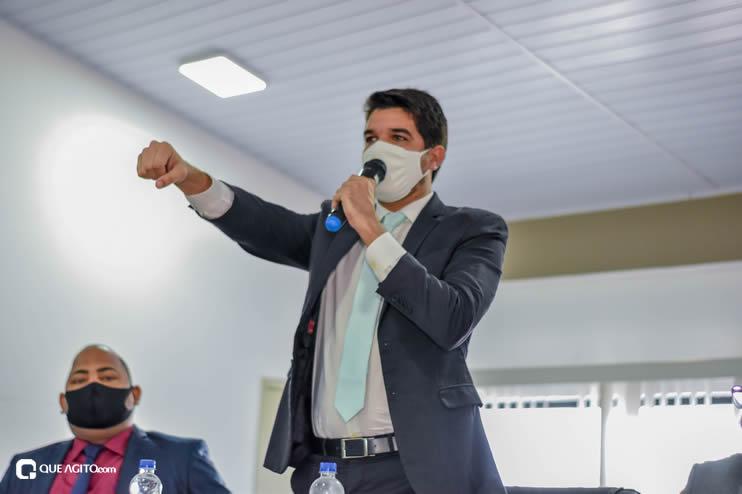 Eunápolis: Vereadores são empossados e Jorge Maécio é reeleito por unanimidade para a Câmara 69