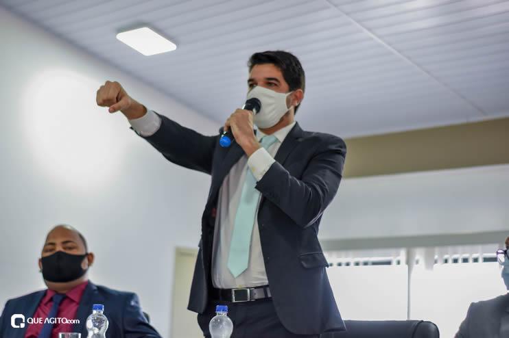 Eunápolis: Vereadores são empossados e Jorge Maécio é reeleito por unanimidade para a Câmara 72