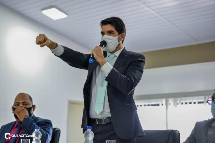 Eunápolis: Vereadores são empossados e Jorge Maécio é reeleito por unanimidade para a Câmara 77