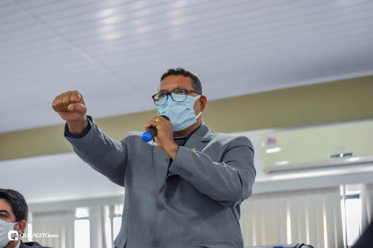 Eunápolis: Vereadores são empossados e Jorge Maécio é reeleito por unanimidade para a Câmara 73