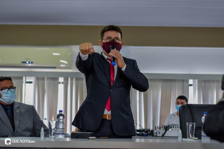 Eunápolis: Vereadores são empossados e Jorge Maécio é reeleito por unanimidade para a Câmara 76