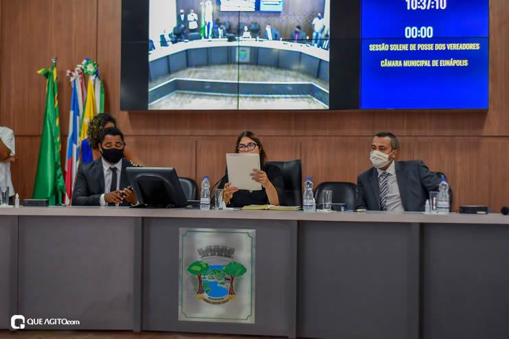 Eunápolis: Vereadores são empossados e Jorge Maécio é reeleito por unanimidade para a Câmara 78