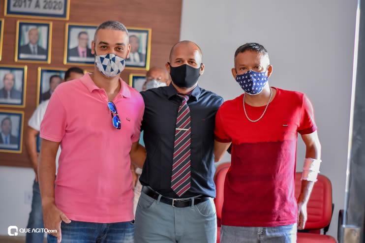 Eunápolis: Vereadores são empossados e Jorge Maécio é reeleito por unanimidade para a Câmara 80