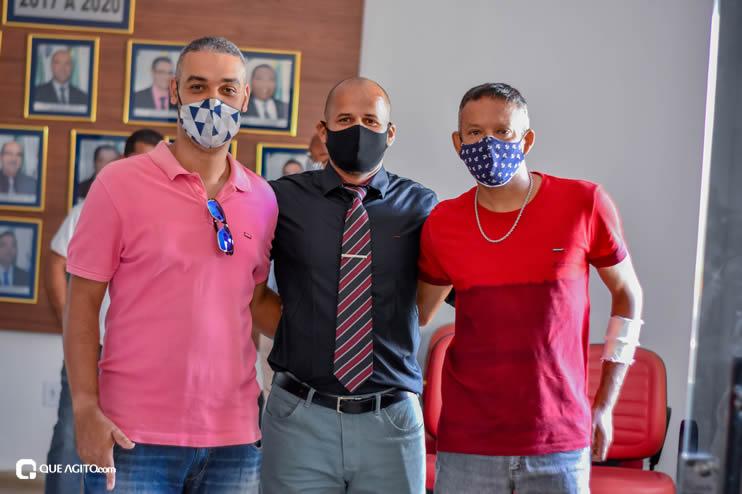 Eunápolis: Vereadores são empossados e Jorge Maécio é reeleito por unanimidade para a Câmara 81
