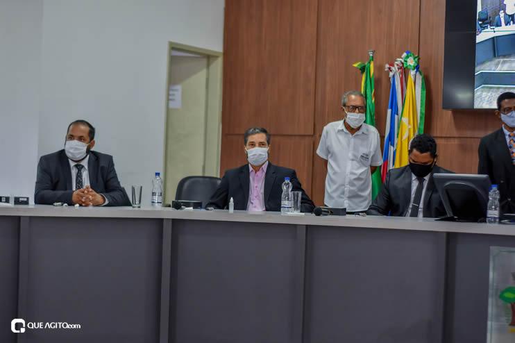 Eunápolis: Vereadores são empossados e Jorge Maécio é reeleito por unanimidade para a Câmara 82