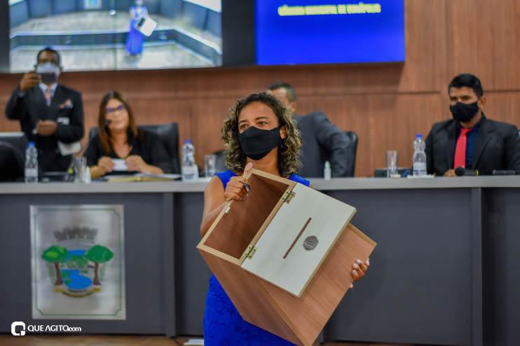 Eunápolis: Vereadores são empossados e Jorge Maécio é reeleito por unanimidade para a Câmara 86