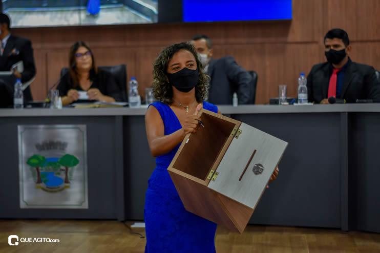 Eunápolis: Vereadores são empossados e Jorge Maécio é reeleito por unanimidade para a Câmara 84