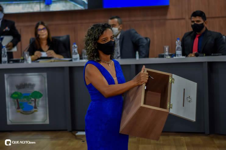 Eunápolis: Vereadores são empossados e Jorge Maécio é reeleito por unanimidade para a Câmara 88