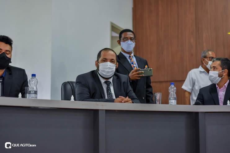 Eunápolis: Vereadores são empossados e Jorge Maécio é reeleito por unanimidade para a Câmara 83
