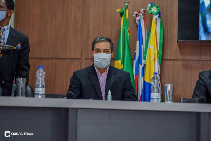 Eunápolis: Vereadores são empossados e Jorge Maécio é reeleito por unanimidade para a Câmara 85