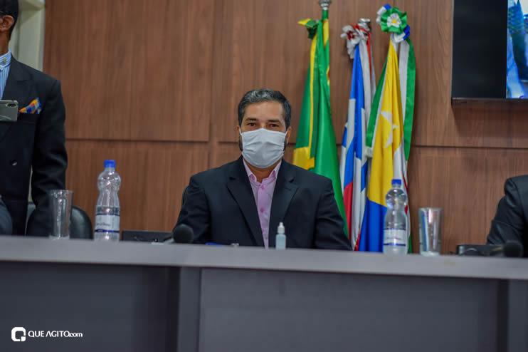 Eunápolis: Vereadores são empossados e Jorge Maécio é reeleito por unanimidade para a Câmara 87