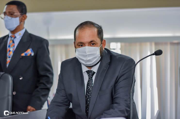 Eunápolis: Vereadores são empossados e Jorge Maécio é reeleito por unanimidade para a Câmara 89