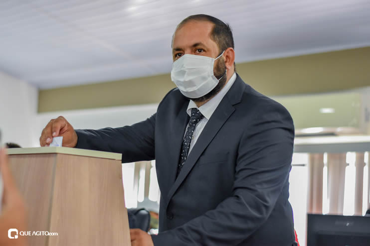 Eunápolis: Vereadores são empossados e Jorge Maécio é reeleito por unanimidade para a Câmara 95