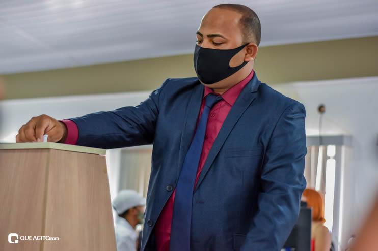 Eunápolis: Vereadores são empossados e Jorge Maécio é reeleito por unanimidade para a Câmara 92