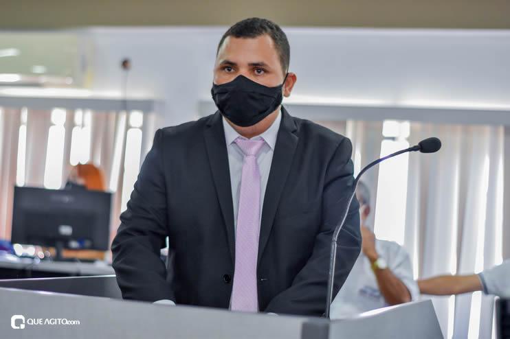 Eunápolis: Vereadores são empossados e Jorge Maécio é reeleito por unanimidade para a Câmara 128