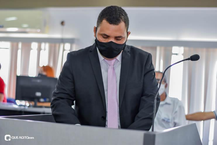 Eunápolis: Vereadores são empossados e Jorge Maécio é reeleito por unanimidade para a Câmara 126