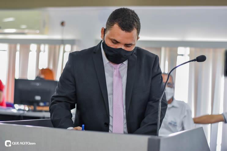 Eunápolis: Vereadores são empossados e Jorge Maécio é reeleito por unanimidade para a Câmara 125