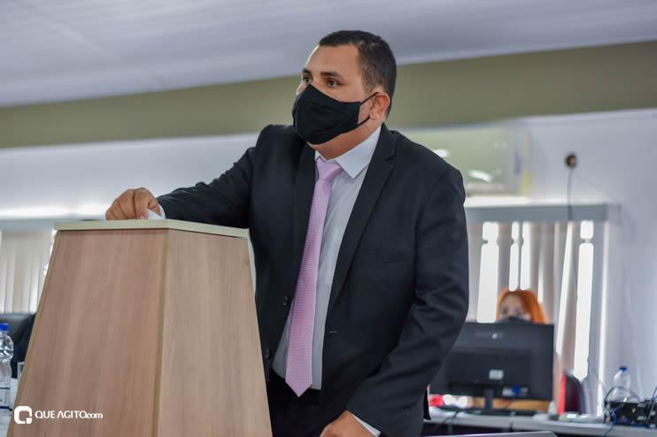 Eunápolis: Vereadores são empossados e Jorge Maécio é reeleito por unanimidade para a Câmara 130