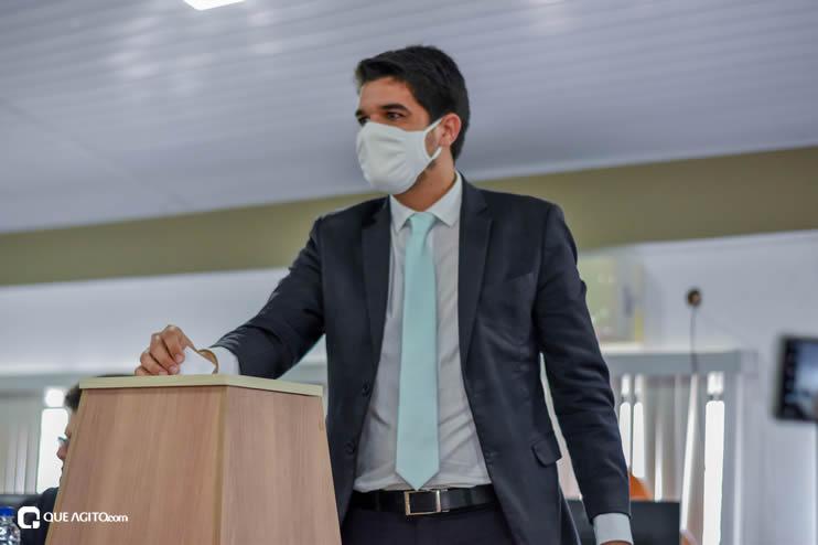 Eunápolis: Vereadores são empossados e Jorge Maécio é reeleito por unanimidade para a Câmara 133