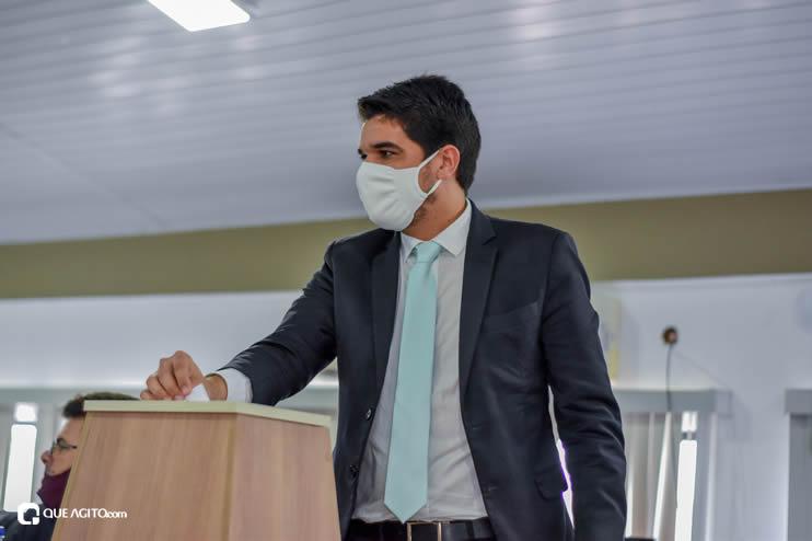 Eunápolis: Vereadores são empossados e Jorge Maécio é reeleito por unanimidade para a Câmara 136