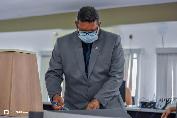 Eunápolis: Vereadores são empossados e Jorge Maécio é reeleito por unanimidade para a Câmara 139