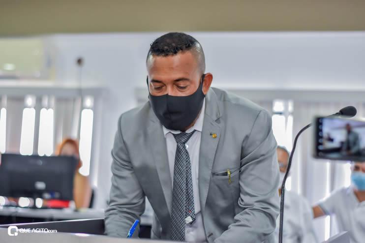 Eunápolis: Vereadores são empossados e Jorge Maécio é reeleito por unanimidade para a Câmara 143