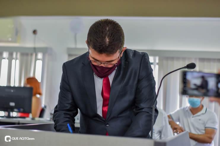 Eunápolis: Vereadores são empossados e Jorge Maécio é reeleito por unanimidade para a Câmara 141