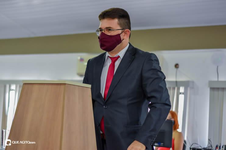 Eunápolis: Vereadores são empossados e Jorge Maécio é reeleito por unanimidade para a Câmara 145