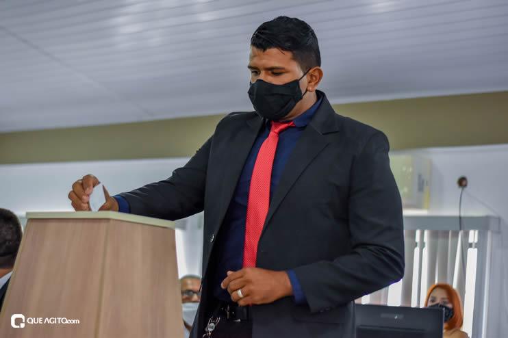 Eunápolis: Vereadores são empossados e Jorge Maécio é reeleito por unanimidade para a Câmara 152