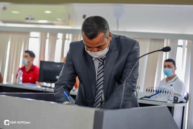Eunápolis: Vereadores são empossados e Jorge Maécio é reeleito por unanimidade para a Câmara 155
