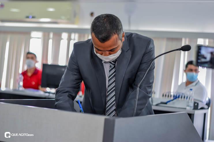 Eunápolis: Vereadores são empossados e Jorge Maécio é reeleito por unanimidade para a Câmara 156