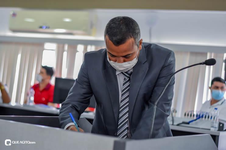 Eunápolis: Vereadores são empossados e Jorge Maécio é reeleito por unanimidade para a Câmara 159