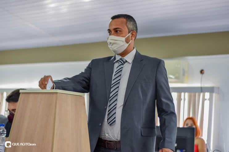 Eunápolis: Vereadores são empossados e Jorge Maécio é reeleito por unanimidade para a Câmara 160