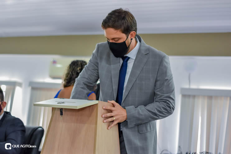 Eunápolis: Vereadores são empossados e Jorge Maécio é reeleito por unanimidade para a Câmara 172