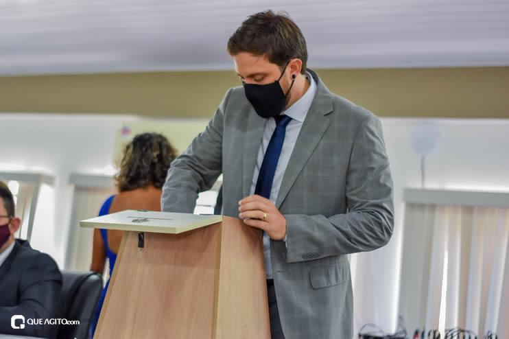 Eunápolis: Vereadores são empossados e Jorge Maécio é reeleito por unanimidade para a Câmara 176