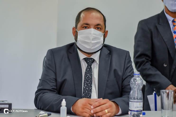 Eunápolis: Vereadores são empossados e Jorge Maécio é reeleito por unanimidade para a Câmara 26