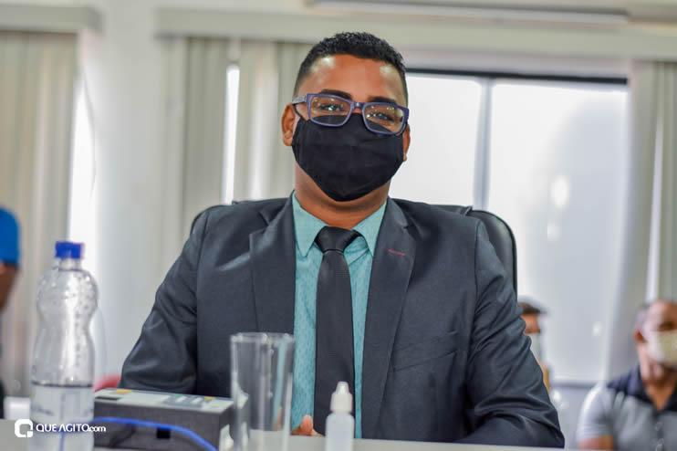 Eunápolis: Vereadores são empossados e Jorge Maécio é reeleito por unanimidade para a Câmara 186