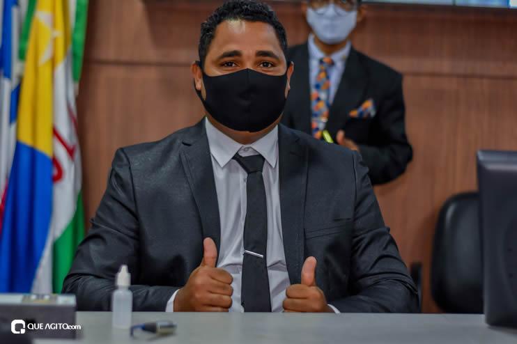 Eunápolis: Vereadores são empossados e Jorge Maécio é reeleito por unanimidade para a Câmara 194