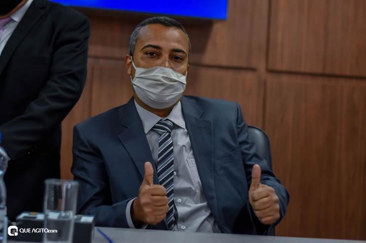 Eunápolis: Vereadores são empossados e Jorge Maécio é reeleito por unanimidade para a Câmara 192