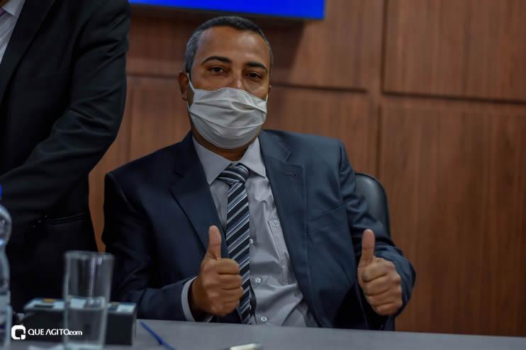 Eunápolis: Vereadores são empossados e Jorge Maécio é reeleito por unanimidade para a Câmara 198