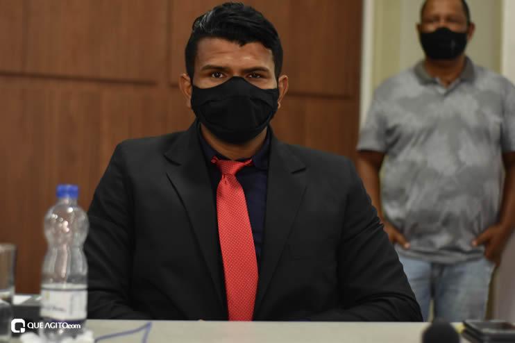 Eunápolis: Vereadores são empossados e Jorge Maécio é reeleito por unanimidade para a Câmara 195
