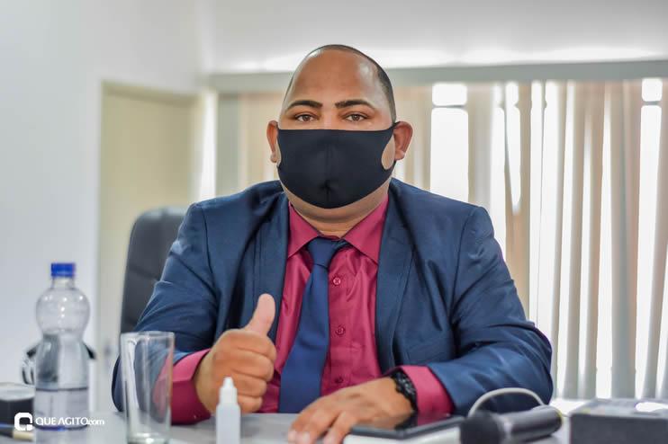 Eunápolis: Vereadores são empossados e Jorge Maécio é reeleito por unanimidade para a Câmara 197