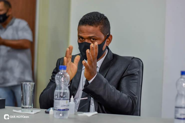 Eunápolis: Vereadores são empossados e Jorge Maécio é reeleito por unanimidade para a Câmara 206