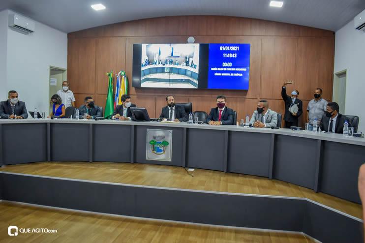 Eunápolis: Vereadores são empossados e Jorge Maécio é reeleito por unanimidade para a Câmara 220