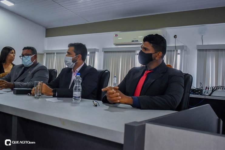 Eunápolis: Vereadores são empossados e Jorge Maécio é reeleito por unanimidade para a Câmara 223