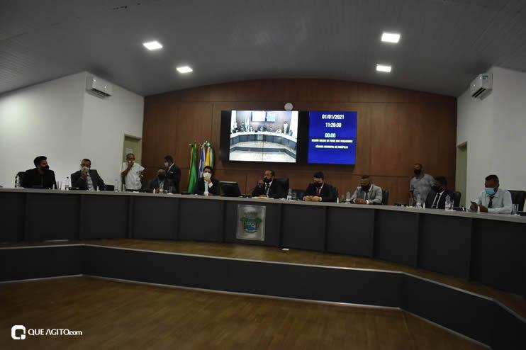 Eunápolis: Vereadores são empossados e Jorge Maécio é reeleito por unanimidade para a Câmara 224
